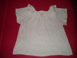 Блуза нарядная  Zara для девочки