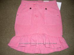 Розовая юбка  для девочки на 10-12 лет