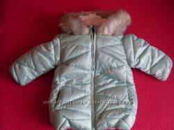 Курточка Next для девочки на 6-9 мес.