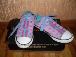 Мокасины-кеды Converse для девочки