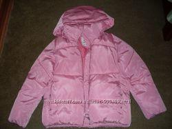 Зимняя куртка Zara Girls для девочки