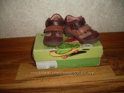 Кроссовки кожаные Ecco для девочки