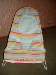 Шезлонг-качалка для малыша