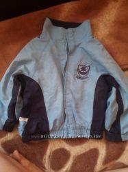 Куртка ветровка на мальчика 2-3г