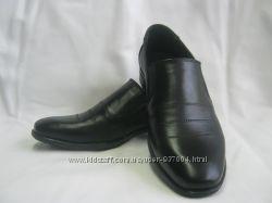Продам на мальчика туфли для школы 2 модели из натуральной кожи