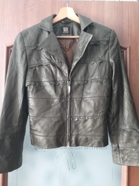 Madeleine кожаная курточка