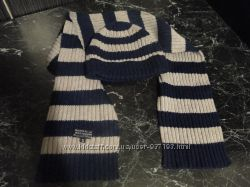 Комплект шапочка и шарф на весну