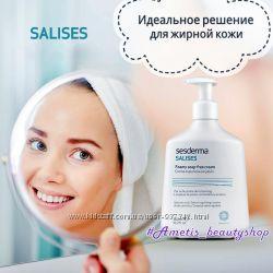 Sesderma SALISES Foamy Soapless Cream очищение жирной или проблемной кожи