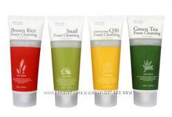3W Clinic Foam Cleanser