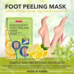 Носочки-пилинг Soft Foot Peeling Mask