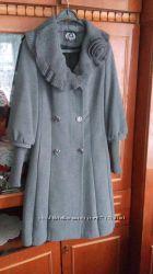 Шикарное эксклюзивное пальто