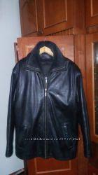кожаная куртка натуральный мех