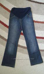 Джинсы, туника и блузки для беременных