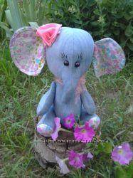 Слоненок Розочка