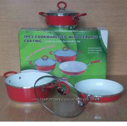 Набор посуды  из 3 предметов