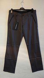 Летние мужские брюки prodigy, w36 l35, xl-xxl, наш 52-54, большой размер, к