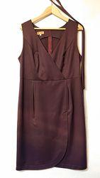 Женское платье, сарафан, шерсть, наш 50-52р, xl