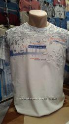 Стильные молодежные поло футболки норма и великан 3d printТурция denim