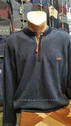Мужской свитер байка кофта водолазка гольф полугольф