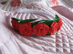 Обруч Роза