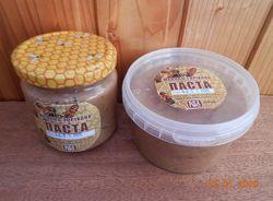 Медово-горіхова паста