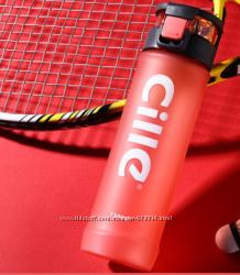Спортивная бутылка для воды CILLE Original спортивный шейкер