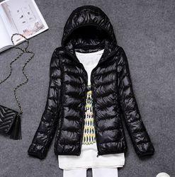 Демисезонная куртка женская Гусиный Пух курточка деми куртки женские весна