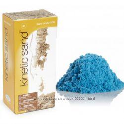 Цветной Кинетический песок Royal Play Sand и Waba Fun разные цвета