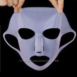 Многоразовая силиконовая маска для усиления эффекта  средств