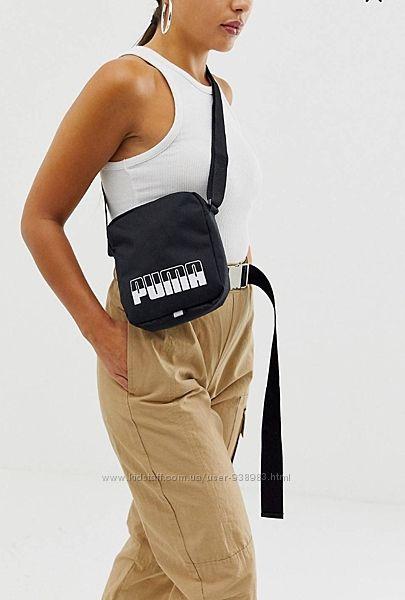 Puma portable мини сумка, бананка, спортивная сумка puma оригинал, кроссбод