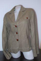Пиджак цвета хаки Denim, размер - 16-18
