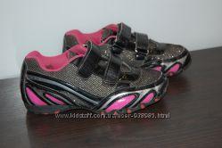 Кроссовки красивые для девочки Boyang  стелька - 21, 5 см