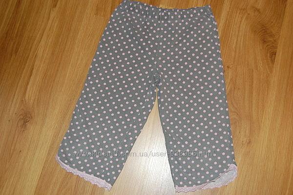Штаны бриджи капри пижамные LC Waikikiдля девочки 8-10 лет