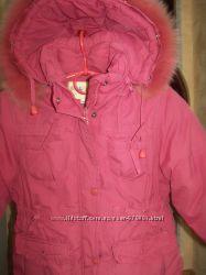 Курточка, зима, аналог Кiko, рост 104