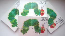 Английские книги The Very Hungry Caterpillar