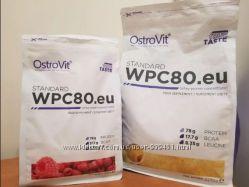 Протеїн протеин OstroVit Standard WPC80. eu 900 г і 2 кг