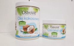 Coconut Oil кокосова олія кокосовое масло 400 і 900 г