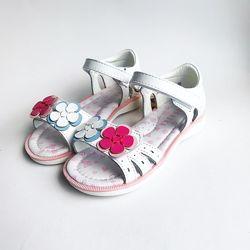 Качественные босоножки для девочек ТМ Сказка 25-30 сандали