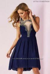 шифоновое платье NEXT, р. 42-44