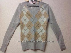 шерстяной свитер H&M, р. S