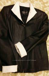 Кожаная куртка, р. l