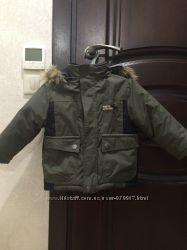 Тёплая куртка на мальчика