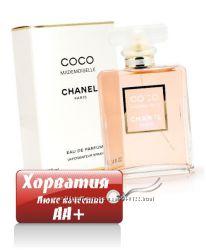 Chanel Coco Mademoiselle  Хорватия .   Парфюм класса А100мллА