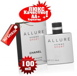 Шанель аллюр спорт , Chanel  Allure homme Sport Хорватия . Парфюм класса АА