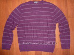 Пуловер M&S размер L фиолетовый