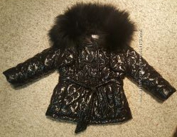 Фирменная куртка на 6 месяцев