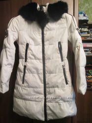 Женская зимняя курточка - пуховик