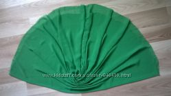 Шифон ярко-зеленый