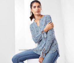 Стильная блузка-туника  от tchibo, Германия