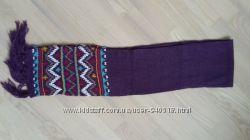 фирменный яркий шарф Германия